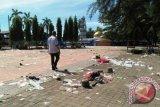 Sampah Usai Pesta Tabuik Berserakan, Legislator: Segera Dibersihkan