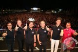 32.964 bikers Honda bersatu di HBD 2017 Yogyakarta