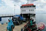 Pelabuhan penyeberangan aset PAD Buton Utara