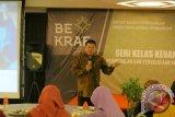 Bekraf Latih Pelaku Ekonomi Kreatif Di Kupang