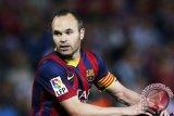 Barcelona Ungguli Madrid 8 Poin Usai Libas Malaga 2-0