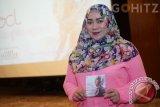 Mellly Goeslaw konser amal Rohingya di Ambon