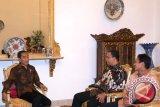 Jokowi dan Anies bahas enam hal, tidak termasuk reklamasi