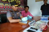 Edarkan PCC, Polisi Amankan Penjual Ikan