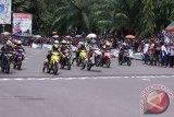 Motoprix Sampit Jadi Rekor Terbesar di Kalteng