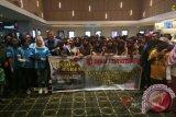Kodam XVI/Pattimura menggelar kegiatan Nobar Film