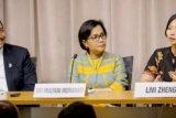 Livi Zheng Usung Keindahan Bali Ke Pertemuan Bank Dunia
