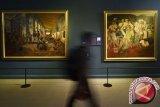 Pesiden Soekarno ternyata pencinta lukisan Basoeki Abdullah