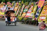 Sebagian warga Jakarta tak setuju becak beroperasi lagi