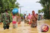 Simeulue Aceh dilanda banjir dan longsor