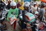 Penerima bantuan pangan nontunai di Bantul bebas memilih agen penyalur