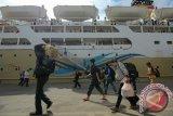 Penumpang kapal Merak-Bakauheni keluhkan toilet rusak