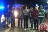 Polsek Tulangbawang Udik Patroli Rutin Bersama PWI
