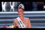 Ini Profil Demi -Leigh-Peter Peraih Miss Universe 2017