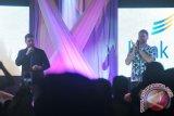 Mantan personel Boyzone dan Westlife konser di Palembang