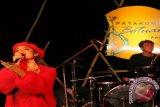 Penyanyi Citra Scholastika Meriahkan Penutupan Payakumbuh Botuang Festival 2017