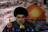 Ulama Syiah Irak Moqtada al-Sadr nyatakan krisis Irak sudah berakhir