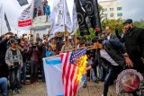 Warga Lebanon Protes Keputusan Presiden AS Donald Trump Soal Jerusalem