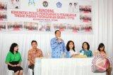 Lomban Kukuhkan Komunitas Peduli Pencegahan dan Penanganan TPPO