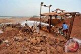 Venue dayung Bangka dirambah penambang ilegal