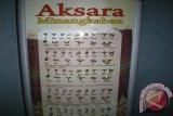 Menelusuri Aksara Minangkabau di Museum Adityawarman
