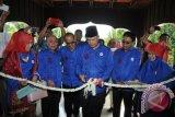 Menyigi Aksara Minangkabau dalam Pameran HPN 2018