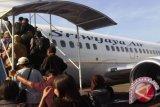 Konflik Sriwijaya Air vs Garuda,  seluruh karyawan perbantuan Garuda dikembalikan