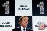 Pengadilan Spanyol akan sidangkan gugatan anak Julio Iglesias