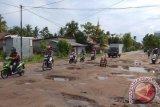 Masyarakat Palangka Raya Keluhkan Jalan Rusak di Rajawali-Mahir Mahar