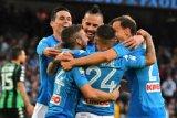 Tekuk Crotone 1-0, Napoli masih di puncak klasemen Liga Italia
