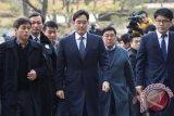 Pewaris Grup Samsung jalani sidang kasus suap