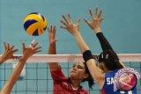 Timnas voli indoor putri rebut kemenangan beruntun di khazakhstan