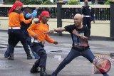 Satuan pengamanan di Palangka Raya diminta tingkatkan kewaspadaan