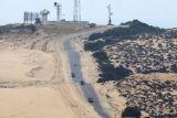 Jet tempur Israel serang bagian timur Gaza