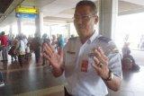 Pos Brimob disiagakan di Bandara