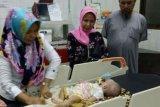 Dokter RSUD Arifin Achmad Pastikan Bayi Ilham Bukanlah Terkena Tumor
