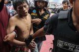 Gawat, 100 Lebih Tahanan Kabur Sialang Bungkuk Masih Berkeliaran!!