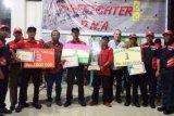 GCN Meraih Juara 1 Kompetisi Wildland Fire Fighter ke-5 RAPP