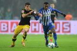 Dortmund ditahan imbang Hertha 1-1