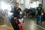 Pegiat Literasi Lampung Dapat Bantuan Tiga Motor