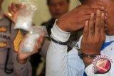 Kurir narkoba lintas provinsi dibekuk polisi