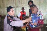 Satgas Kesehatan Polda Papua layani warga Atsy