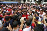 Ribuan warga Medan ikuti kirab kebangsaan
