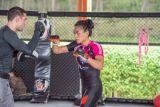 Priscilla akan buktikan petarung Indonesia layak juara