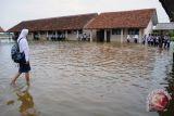 Beberapa sekolah di Denpasar diliburkan karena banjir