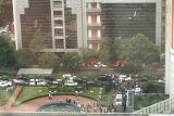 Karyawan di gedung bertingkat Jakarta panik saat gempa