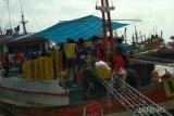 Gelimbang tinggi, aktivitas pelelangan ikan TPI Jepara sepi