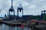 BPS: arus muat barang Pelabuhan Jayapura didominasi kayu