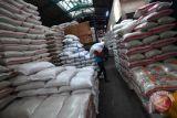 Persediaan beras Timika cukup hingga empat bulan