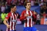Atletico Madrid bungkam Club Brugge, Griezmann andil cetak dua gol